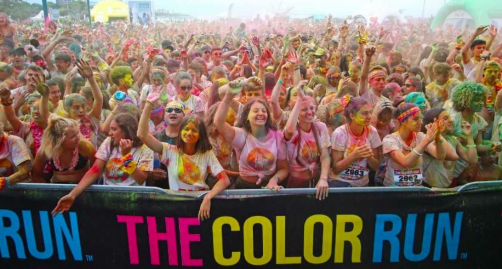 The Color Run porta a Lignano 11.269 persone