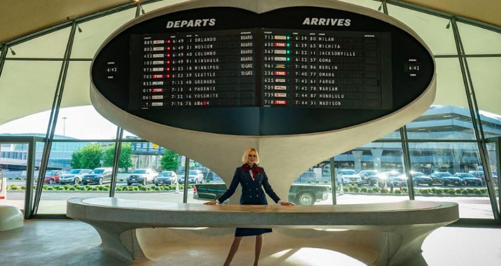 Solari porta l'Italia nell'hotel dell'aeroporto JFK