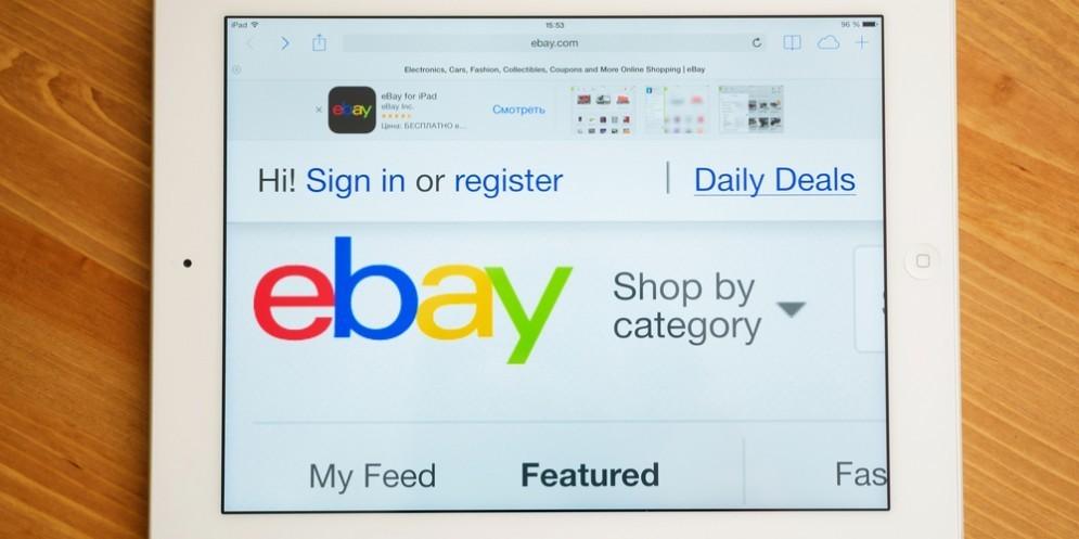 Come funziona eBay