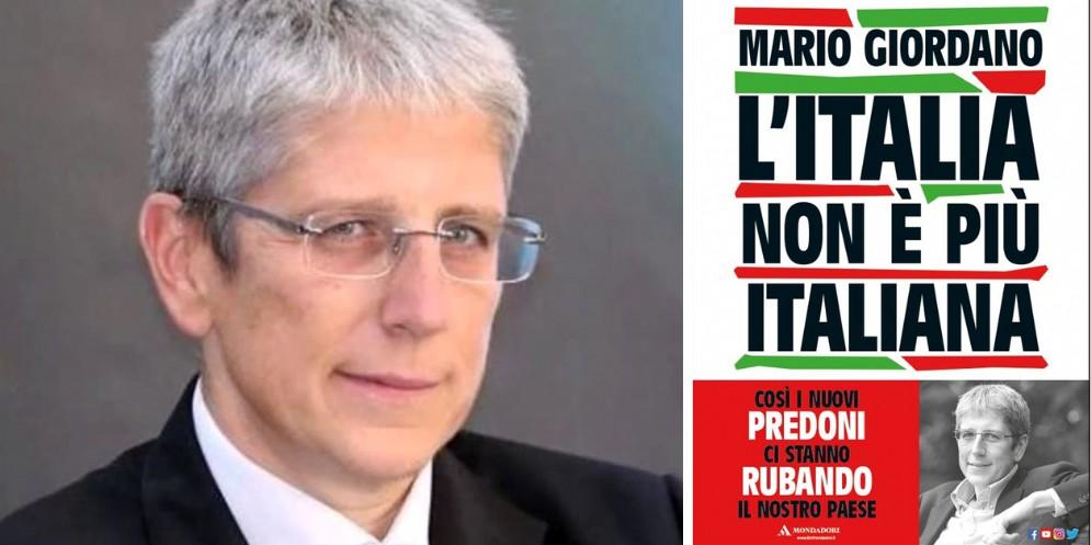 Mario Giordano a Lignano presenta il suo ultimo libro