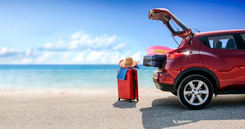 Viaggio in automobile