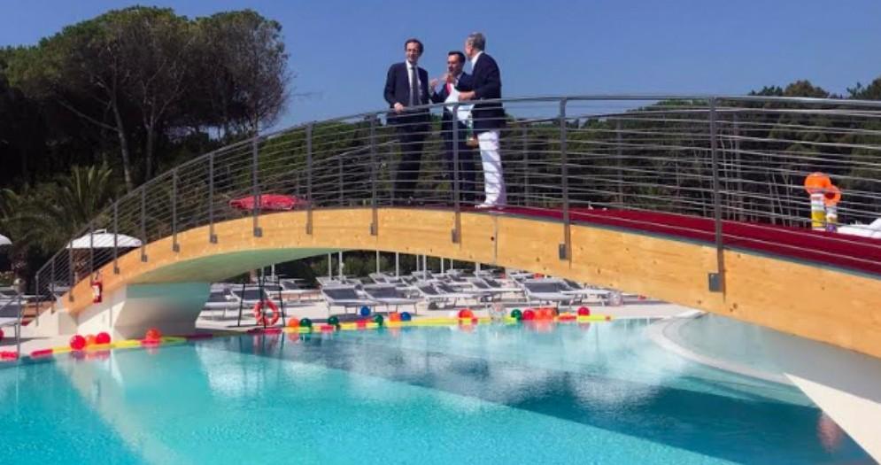 Parco termale Riviera Resort: aperta la struttura da 3 mila metri quadri