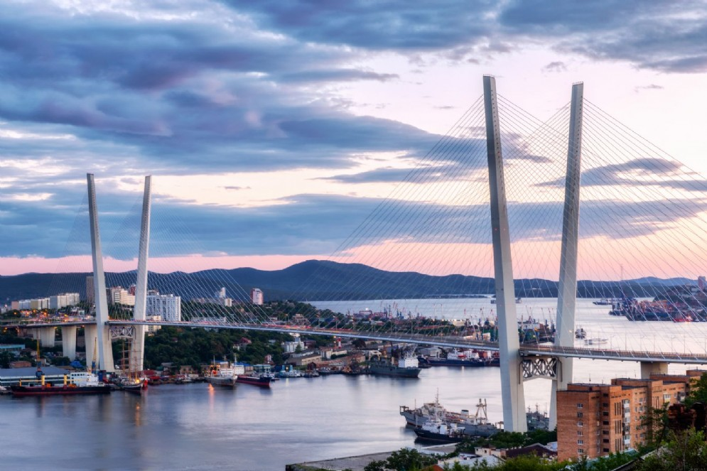 Transiberiana da Mosca a Vladivostok