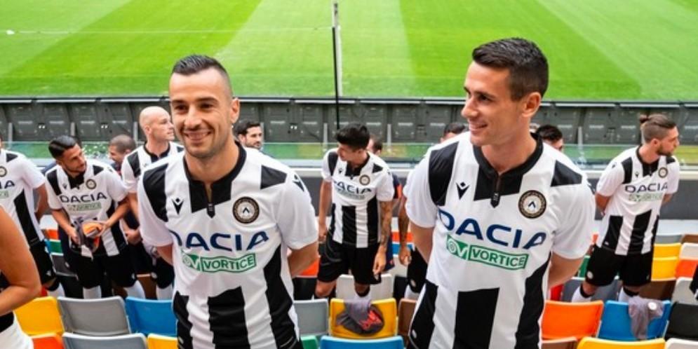 Nuova Udinese: in 3 mila per la presentazione della squadra