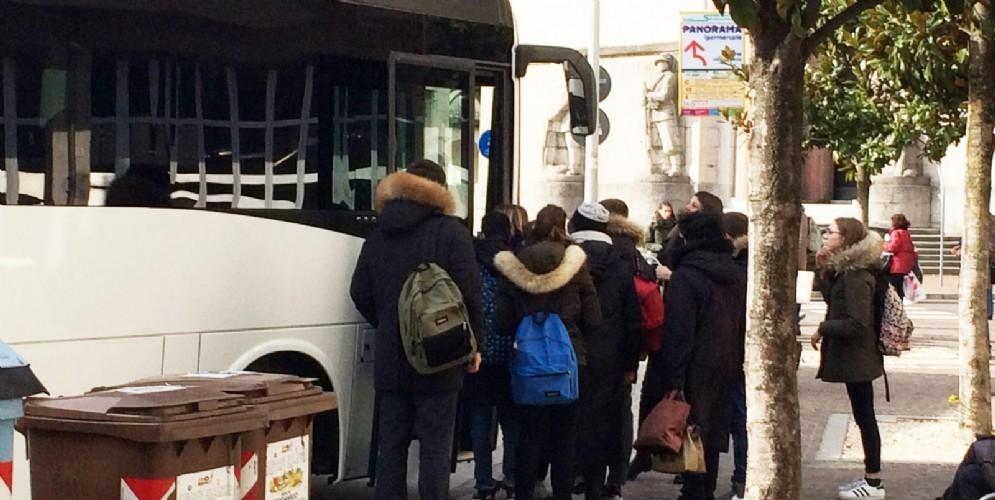 Tpl: sconti anche per gli abbonamenti scolastici verso il Veneto