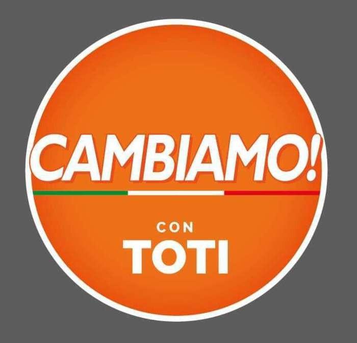 Il logo di «Cambiamo!»