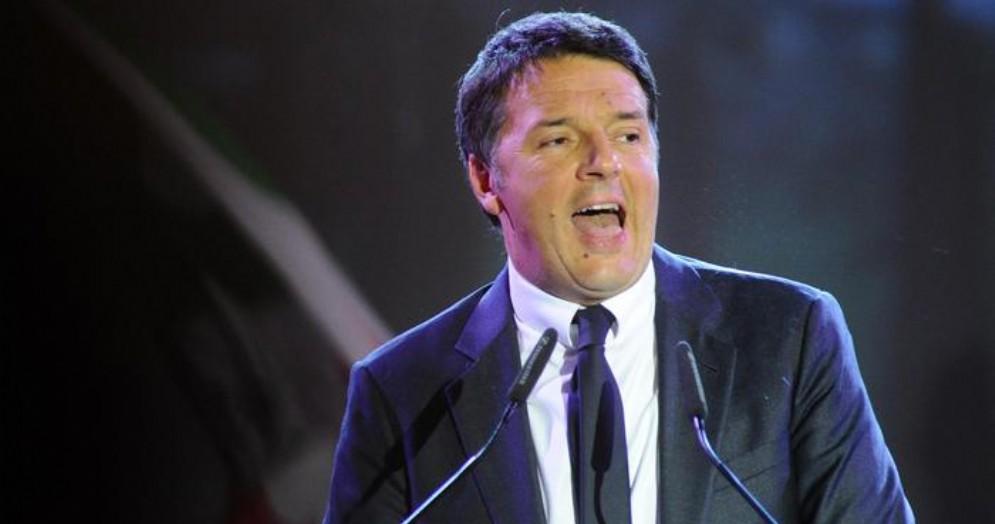 Matteo Renzi, Senatore del Partito Democratico