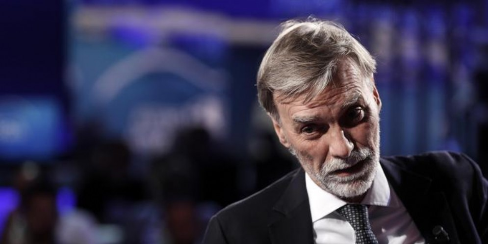 Graziano Delrio, capogruppo alla Camera del Partito Democratico