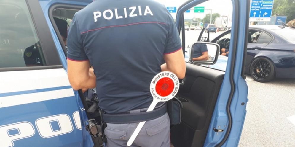 Agente della Polizia di Stato