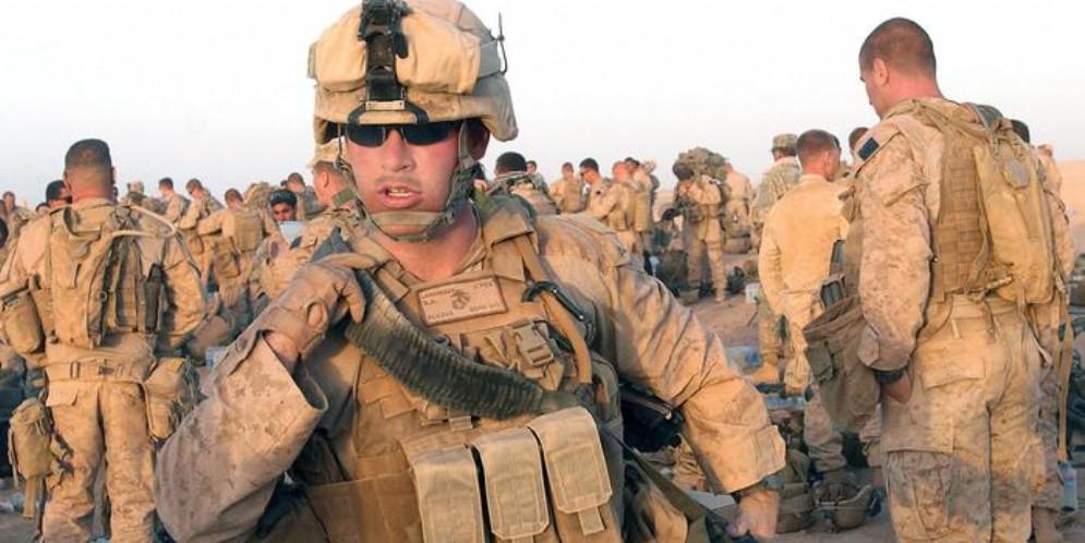 Militari americani in Afghanistan