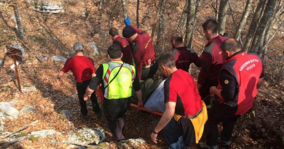 Malore in montagna: morta 82enne triestina