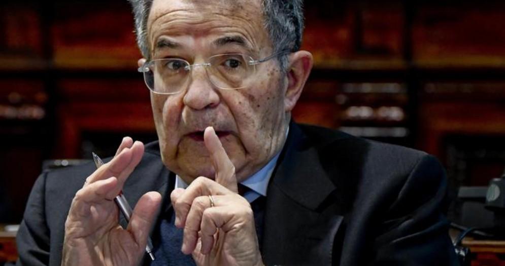 Romano Prodi, padre nobile del Partito Democratico