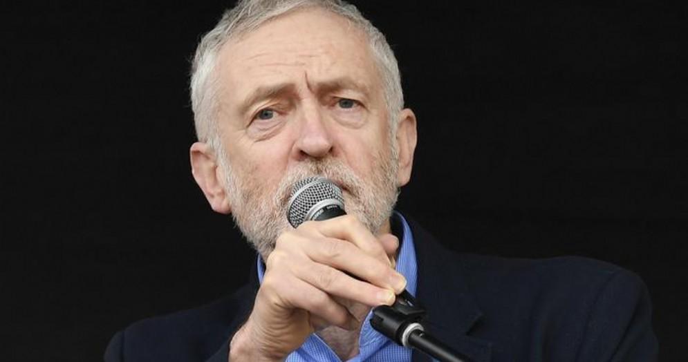 Jeremy Corbyn, leader dei Labour
