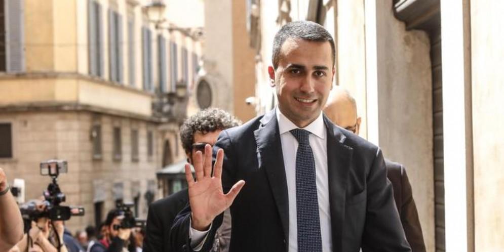 Luigi Di Maio, vicepremier e leader dei 5 Stelle