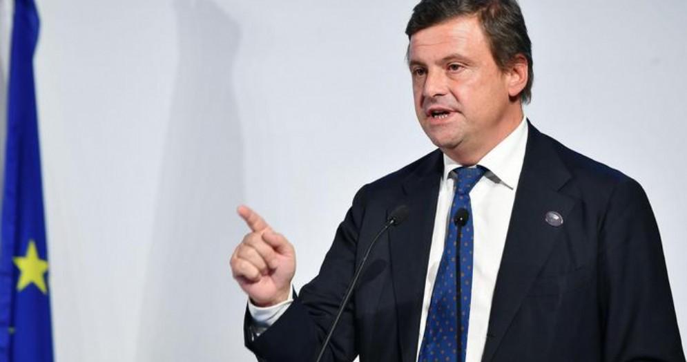 Carlo Calenda, europarlamentare del PD