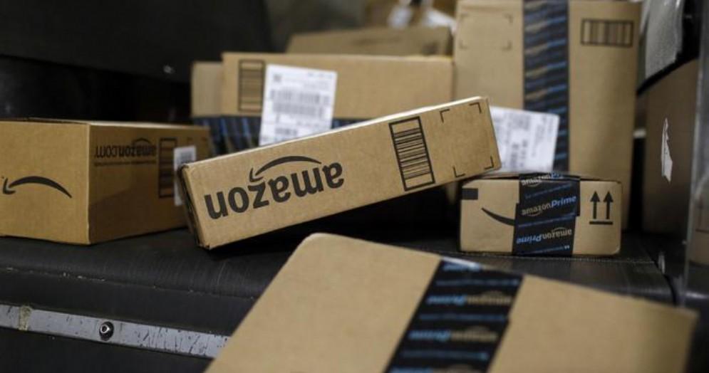 Pacchi di Amazon