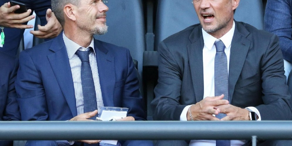 Zvonimir Boban e Paolo Maldini: a loro il compito di completare la campagna acquisti del Milan