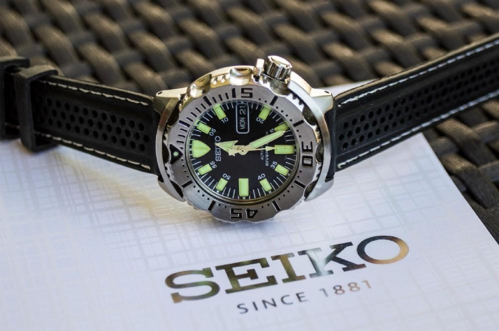 Seiko «since 1881»