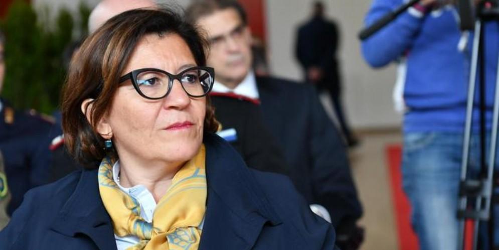 Il Ministro della Difesa, Elisabetta Trenta