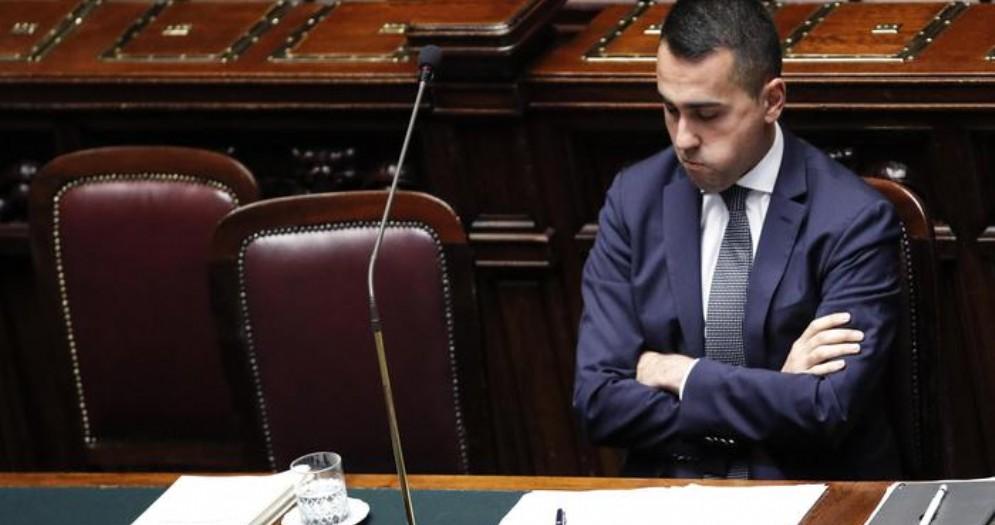Il capo politico dei 5 Stelle, Luigi Di Maio