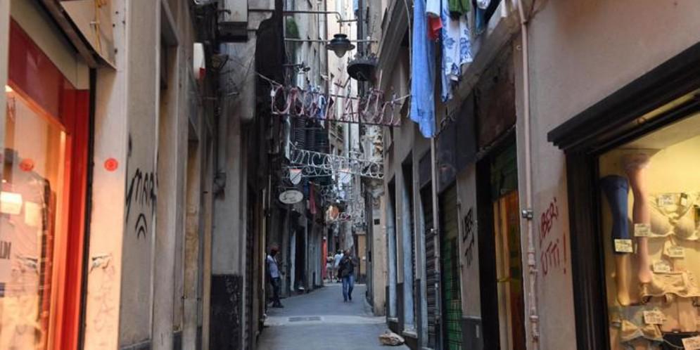 Via Prè a Genova