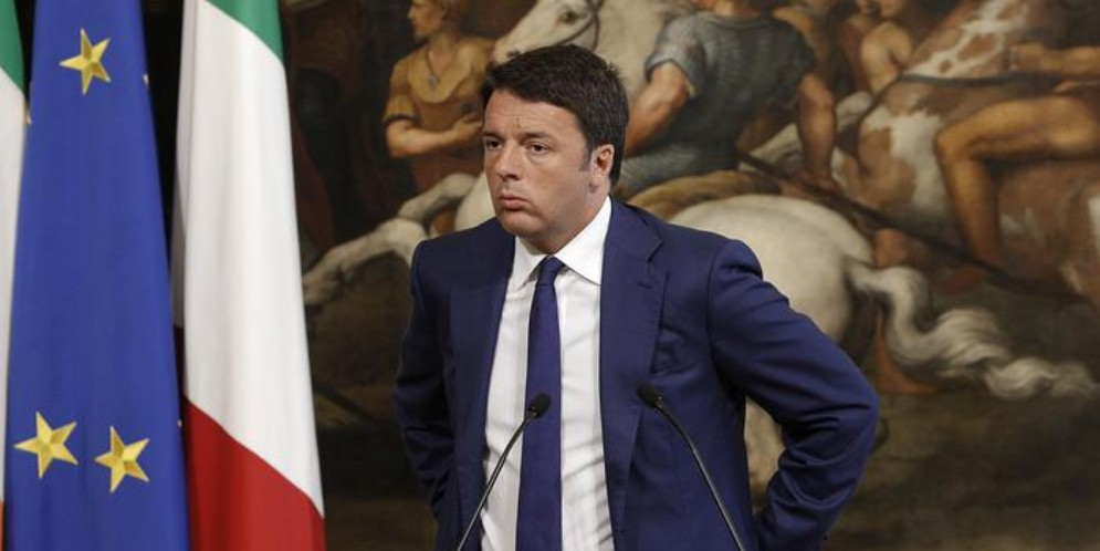 Matteo Renzi, ex Presidente del Consiglio del PD