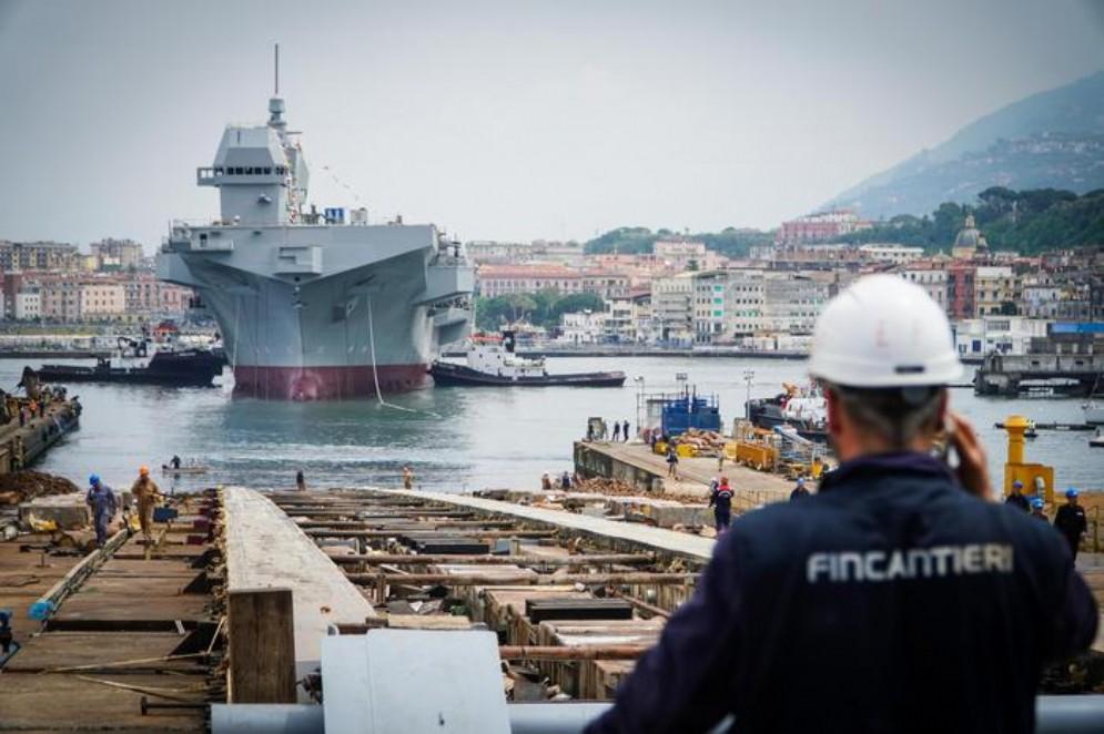 Fincantieri: proposta tecnica a Navy per 20 fregate
