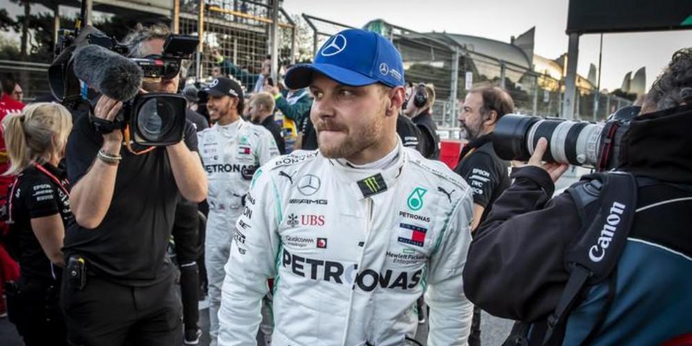 Valtteri Bottas resterà in Mercedes anche nel 2020