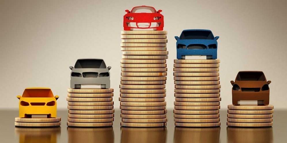 Rc auto in calo del 5,49% in Fvg