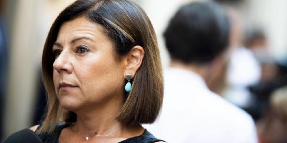 Paola De Micheli, vicesegretaria del Partito Democratico