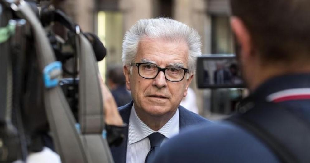 Luigi Zanda, tesoriere del PD