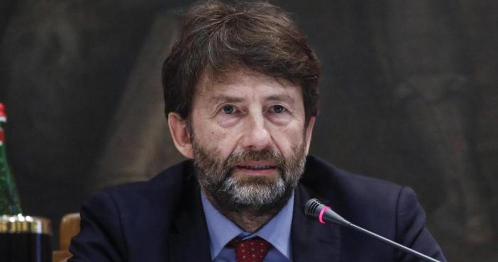 Il Deputato PD, Dario Franceschini
