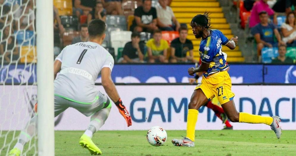 Lasagna non basta: il Parma passa al Friuli 3 a 1