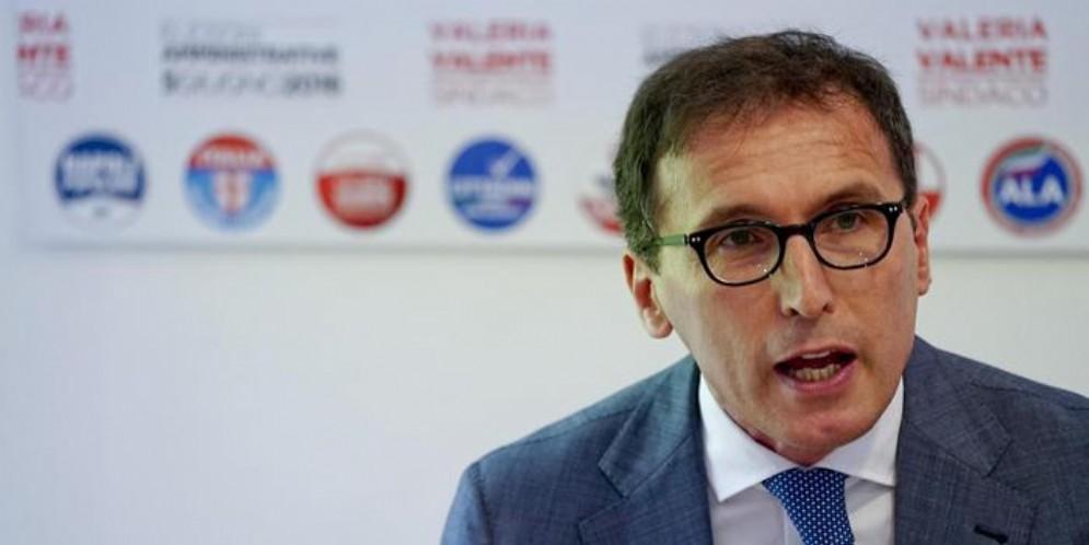 Il responsabile economico del PD, Francesco Boccia