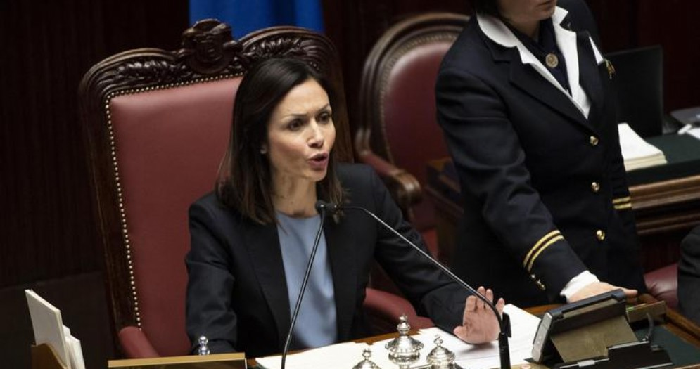 Mara Carfagna, vicepresidente della Camera e Deputata di Forza Italia