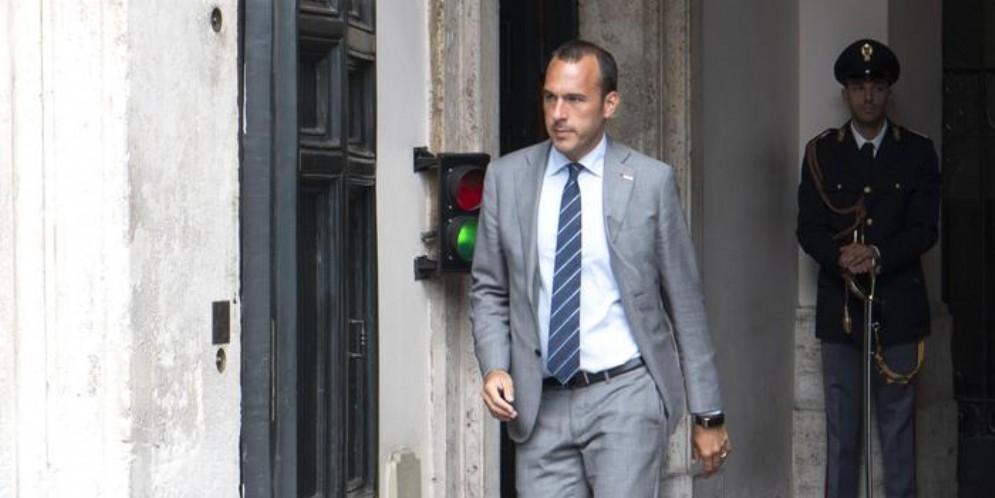 Manlio Di Stefano, Deputato del MoVimento 5 Stelle