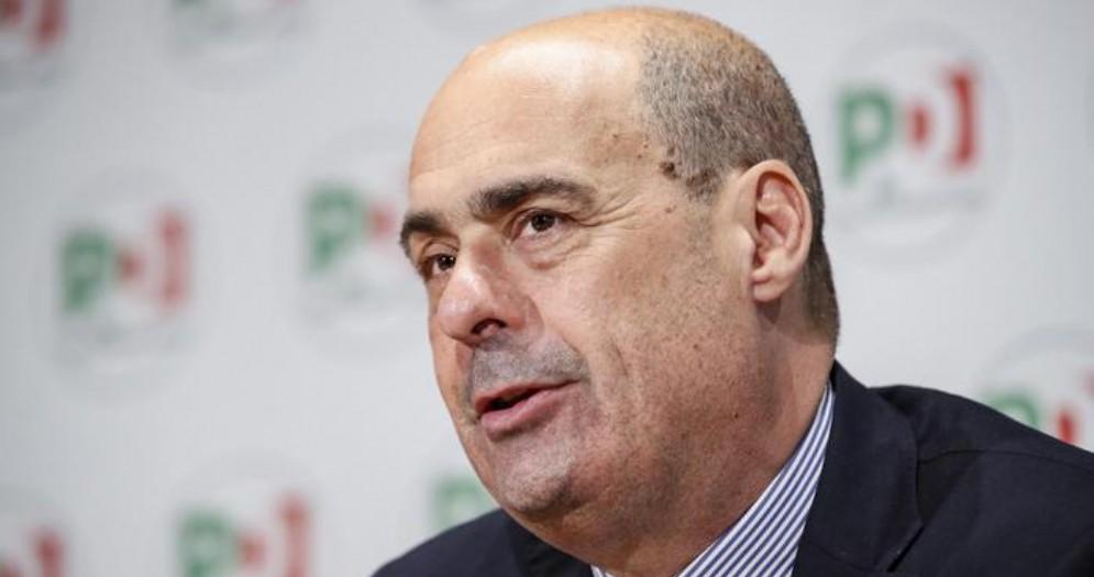 Nicola Zingaretti, Segretario del PD