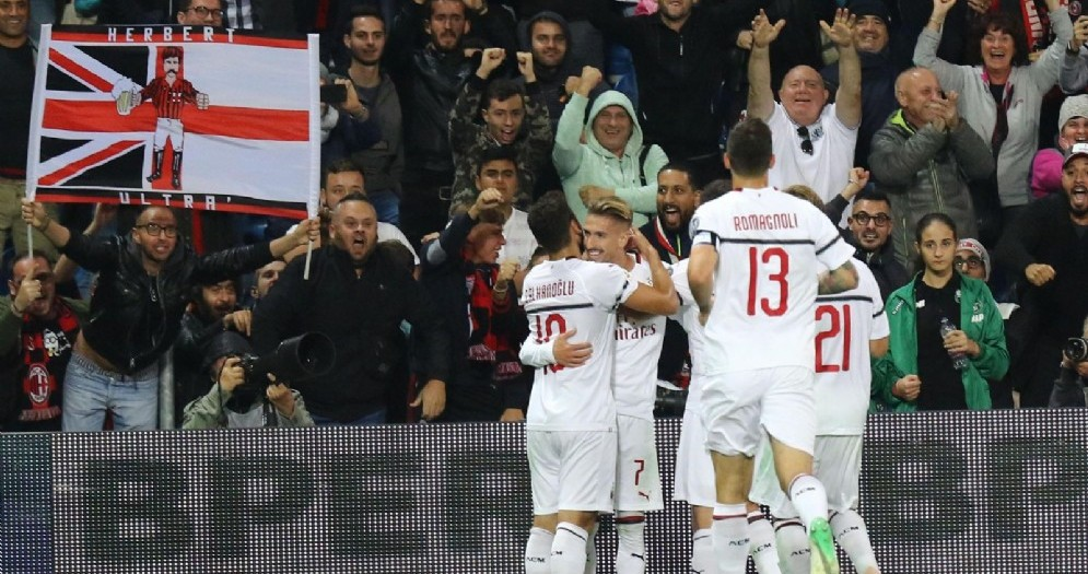 Il Milan va a caccia per l'ennesimo anno della qualificazione alla Coppa dei Campioni