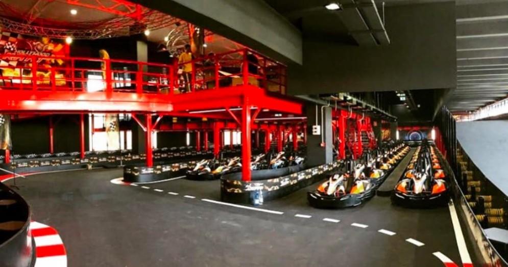 Sabato si inaugura la pista di kart indoor del Città Fiera