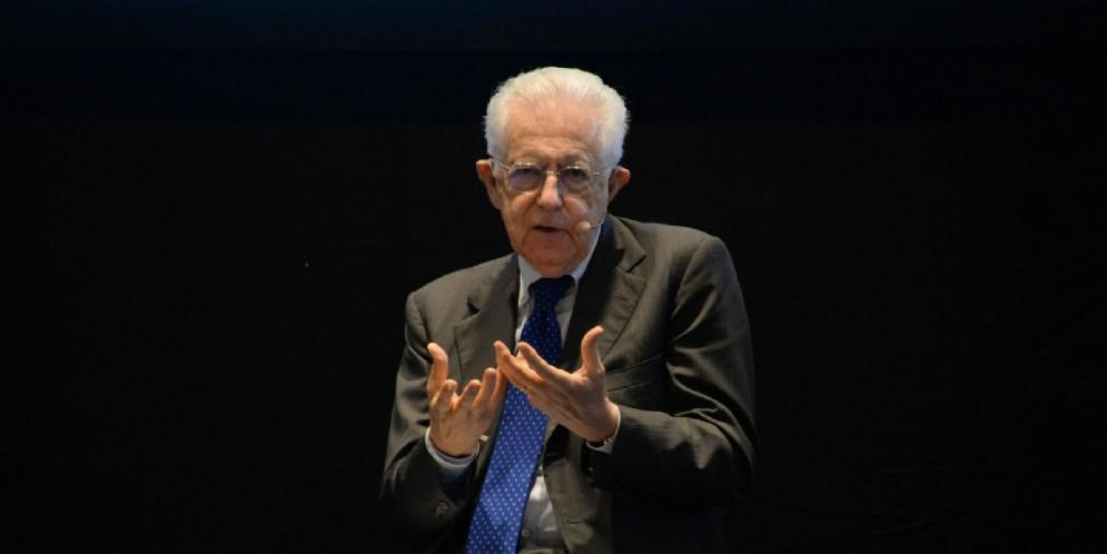 Mario Monti, Senatore a vita della Repubblica