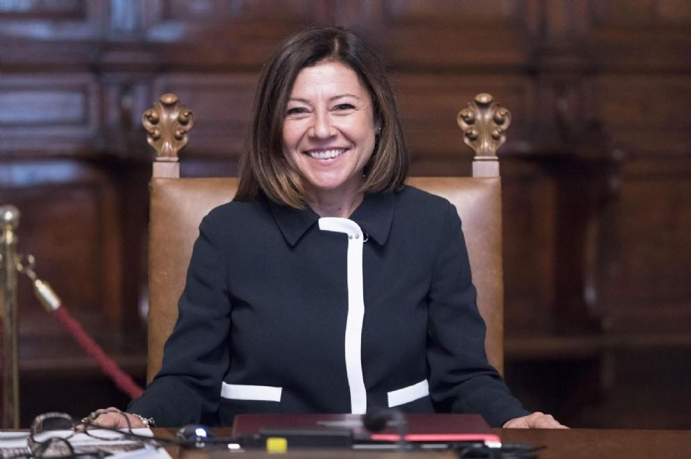 Paola De Micheli, Ministro delle Infrastrutture e Trasporti
