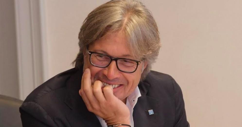 L'assessore Sergio Bini