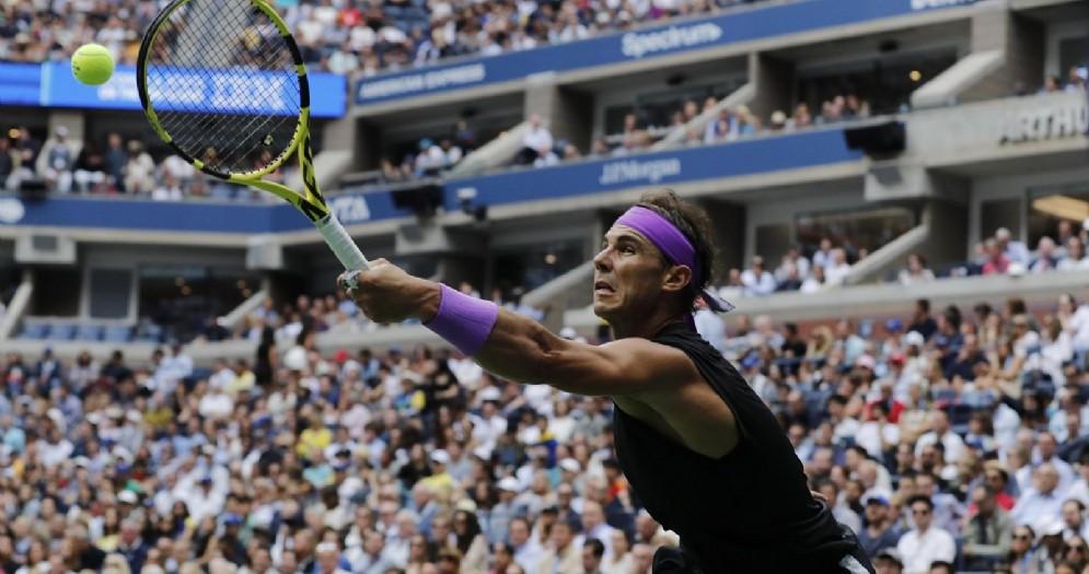 Rafa Nadal, vincitore degli US Open 2019