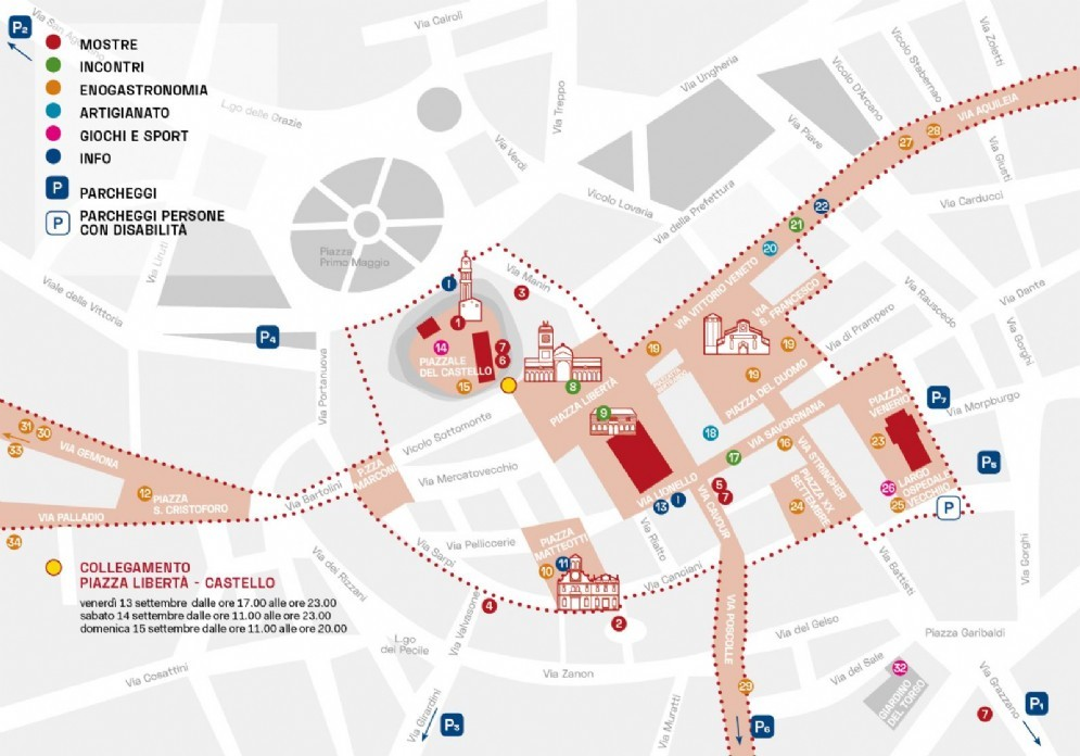 Friuli Doc 2019, la mappa della festa