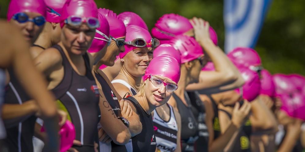 Biella si è trasformata capitale del triathlon giovanile