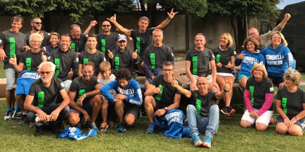 Squadra organizzatrice IronBiella Triathlon
