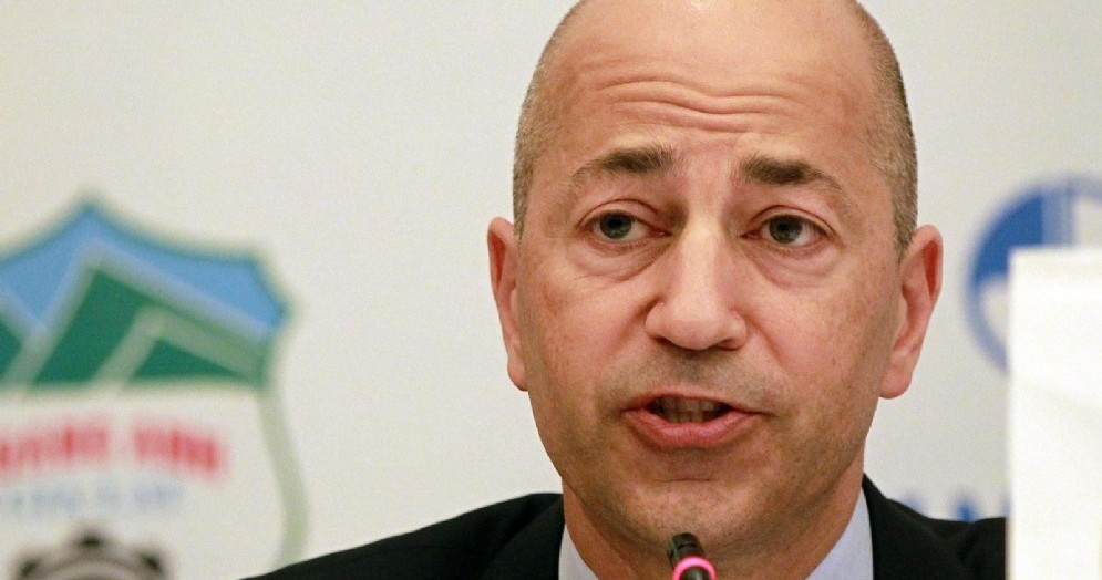 Ivan Gazidis, amministratore delegato dal Milan