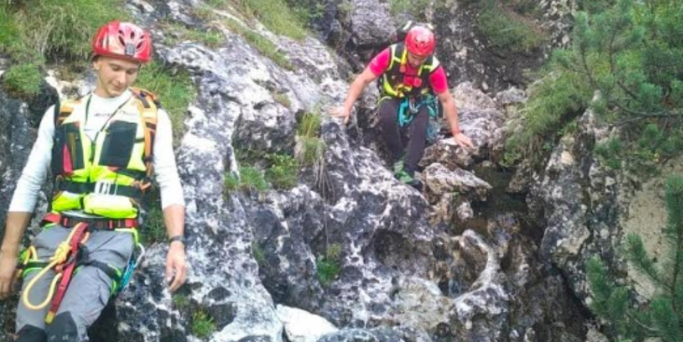 Ancora nessuna traccia dell'escursionista scomparso da mercoledì