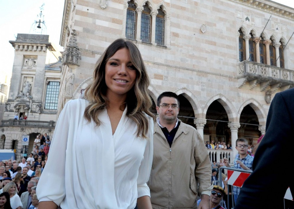 Federica Masolin, madrina di Friuli Doc 2019