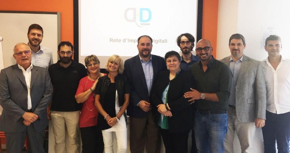 Digitale, nasce la rete d'impresa QID.vision